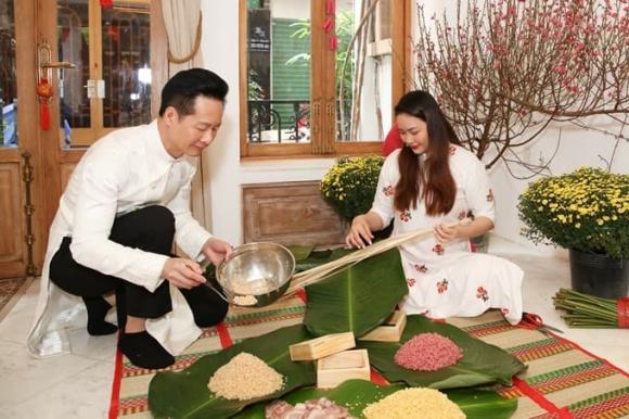 Phan Như Thảo cùng chồng đại gia trang trí không gian sống sang chảnh đón Tết Nguyên Đán-7