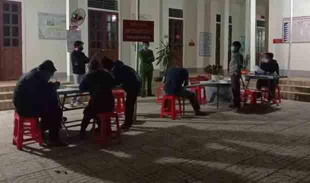 Lên phương án đón lõng nam thanh niên bỏ trốn từ Quảng Ninh về Nghệ An ăn Tết-2
