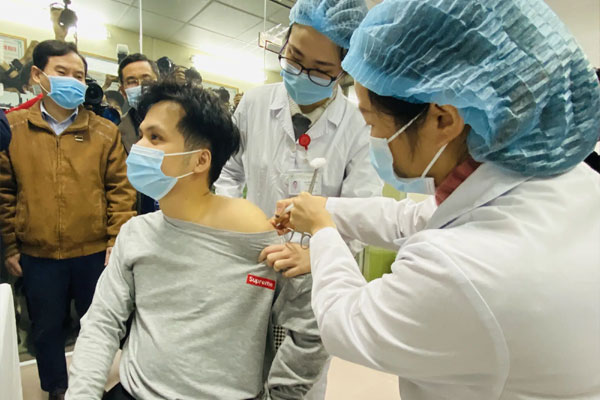 Vắc-xin Covid-19 do Việt Nam sản xuất có tác dụng với biến thể mới SARS-CoV-2-1