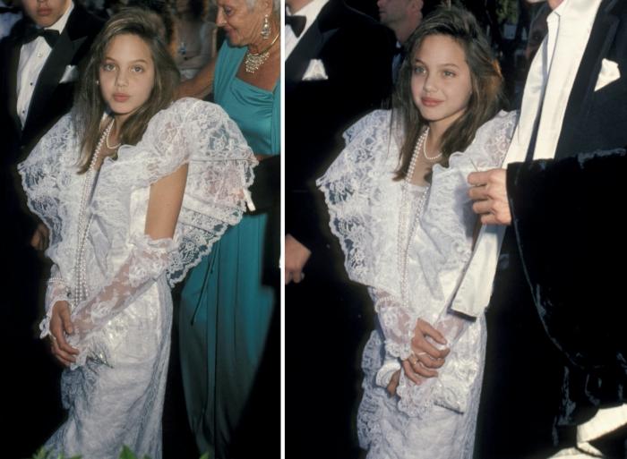 Các sao Hollywood đã mặc gì trong lần đầu tiên dự thảm đỏ-20