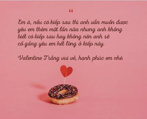 Valentine đến, dành tặng nửa yêu thương những lời chúc ngọt ngào nhất để tình cảm thêm thăng hoa, hạnh phúc-6