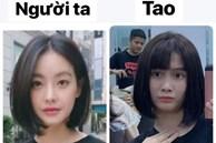 Thanh Trần mượn mẫu idol Hàn mần tóc đón Tết, anh thợ làm một hồi lại ra thành 'gái Nhật đó'!