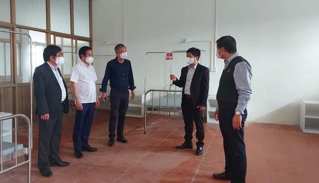 Kỳ tích thiết lập 30 khu cách ly, sức chứa 7.000 người tại tâm dịch Chí Linh-1