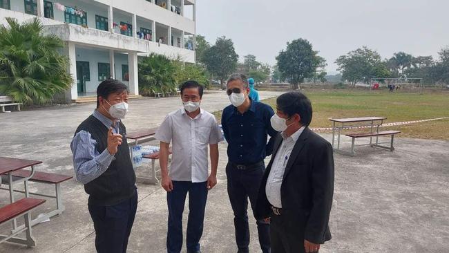 Kỳ tích thiết lập 30 khu cách ly, sức chứa 7.000 người tại tâm dịch Chí Linh-2