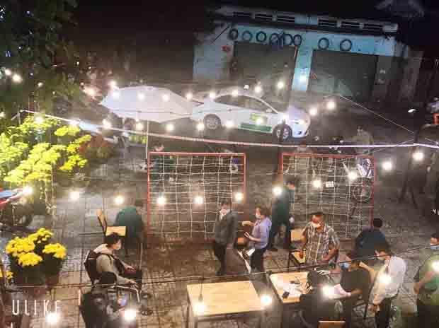 Khẩn: Những người từng đến quán TantoFaz ở TP. Thủ Đức cần liên hệ ngay cơ quan y tế-2