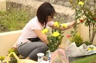 Ra mộ thắp hương mời chồng về ăn Tết, nhìn đĩa hoa quả ở đó tôi rùng mình hiểu vì sao anh mất đột ngột