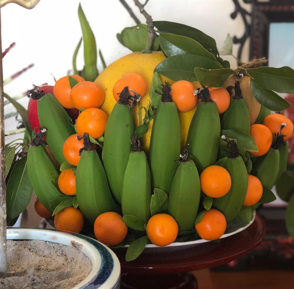 Cách bày mâm ngũ quả ngày Tết: Làm sao để chọn được hoa quả đẹp mắt dâng lên tổ tiên?-1