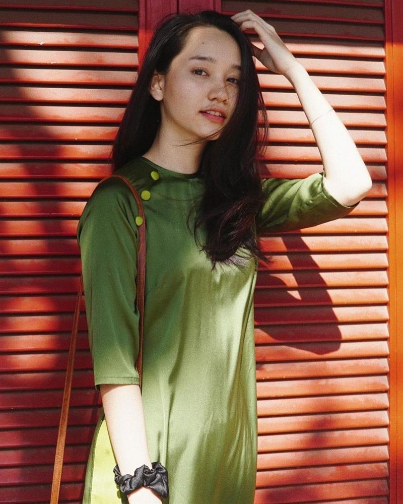 5 kiểu tóc sao Việt để khi diện áo dài: Đều rất xinh và sang, lên hình sống ảo lại càng lung linh-10