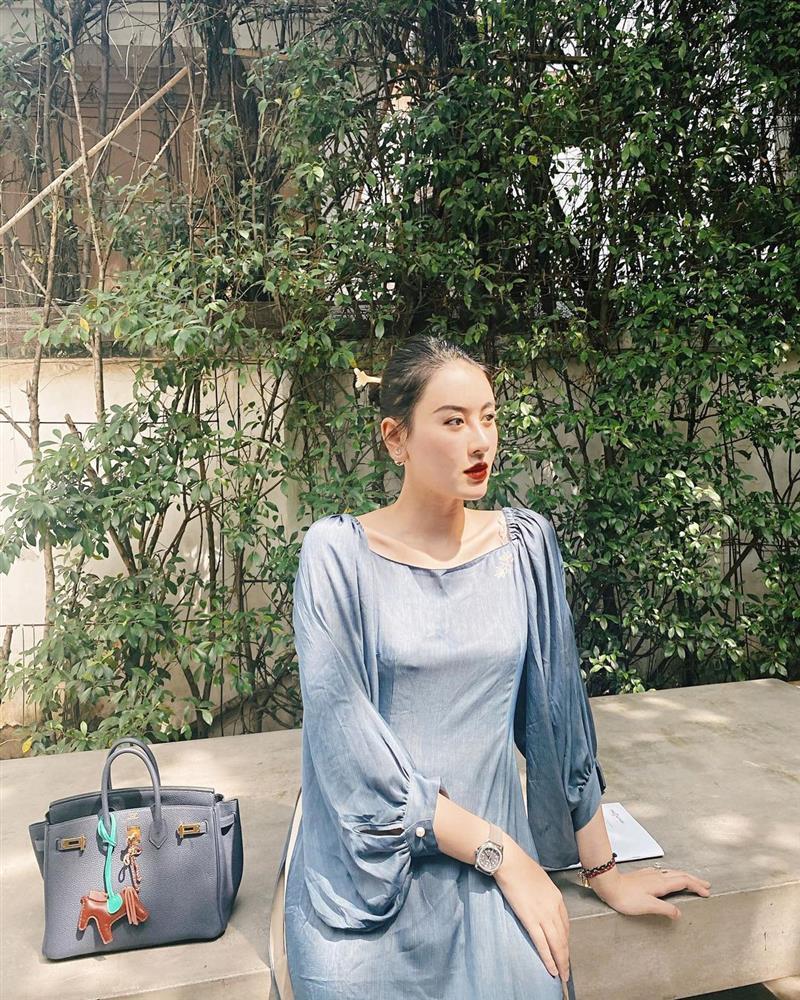 5 kiểu tóc sao Việt để khi diện áo dài: Đều rất xinh và sang, lên hình sống ảo lại càng lung linh-2