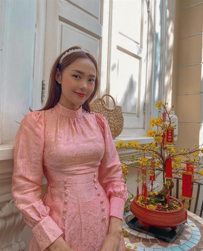 5 kiểu tóc sao Việt để khi diện áo dài: Đều rất xinh và sang, lên hình sống ảo lại càng lung linh-7