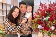 Dàn WAGs Việt 'đọ sắc' ngày đầu năm mới: 'team chưa chồng' xinh đẹp rạng ngời, chiếm trọn spotlight của hội mẹ bỉm sữa