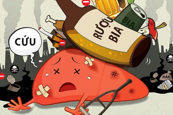 Tin theo quảng cáo mỹ miều Dùng viên giải rượu yên tâm uống rượu suốt dịp Tết: Chuyên gia cảnh báo sự thật quý ông phải đối mặt-1