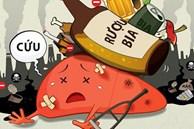 Tin theo quảng cáo mỹ miều 'Dùng viên giải rượu yên tâm uống rượu suốt dịp Tết': Chuyên gia cảnh báo sự thật quý ông phải đối mặt