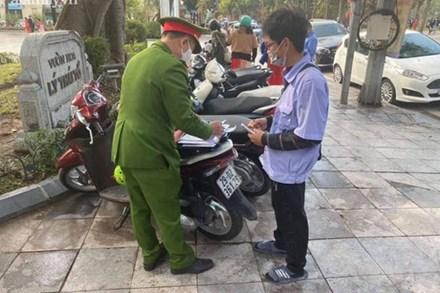 Hà Nội: Mới mùng 2 Tết Nguyên đán, nhiều người dân đã bị