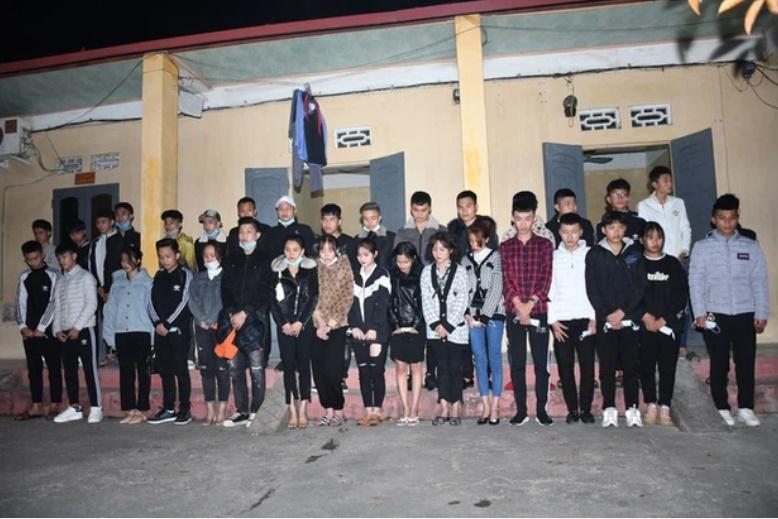 34 thanh niên Hải Dương vượt chốt kiểm soát dịch bệnh Covid-19 vào Hải Phòng-1