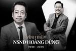 Đại diện cố NSND Hoàng Dũng thông báo về tang lễ trên fanpage, gửi lời nhắn đặc biệt đến khán giả-2