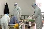 Hà Nội: Lập rào chắn, phong tỏa tạm thời 1 khách sạn có người nước ngoài tử vong nghi mắc COVID-19-1