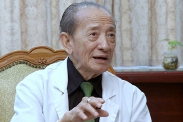Giáo sư Nguyễn Tài Thu qua đời-1