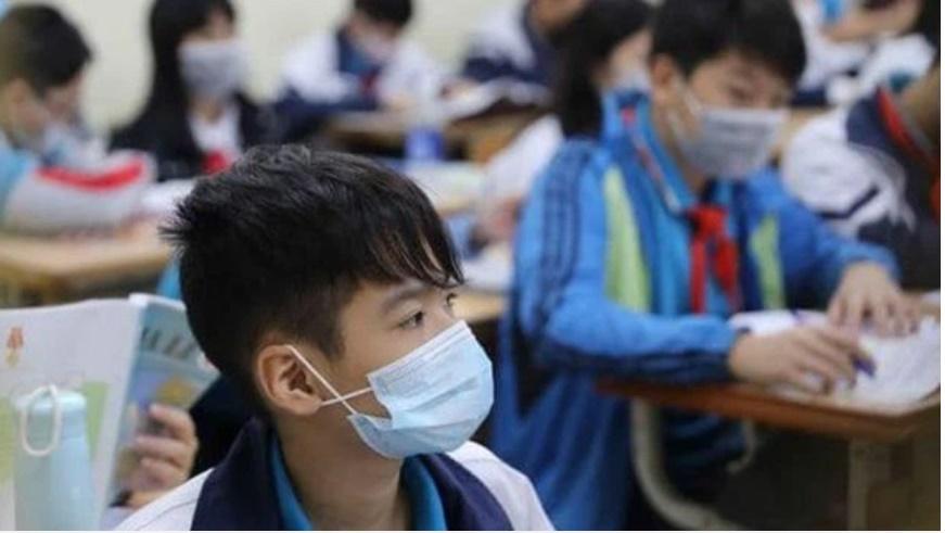 CHÍNH THỨC: Hà Nội cho học sinh các cấp nghỉ đến hết tháng 2 để phòng chống dịch Covid-19-1