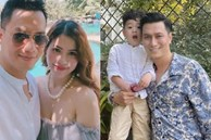 Việt Anh đăng ảnh đưa con trai đi chơi, vợ cũ liền vào nhắc nhở một câu đầy ẩn ý