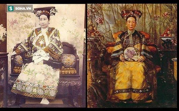 Di thể thảm hại của Từ Hi Thái hậu sau khi bị bè lũ trộm mộ Tôn Điện Anh vũ nhục-1