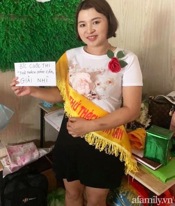 Đẻ xong ngại ra đường vì người to gấp đôi chồng, mẹ Nam Định giảm ngoạn mục 17kg, trẻ ra chục tuổi như vừa đi phẫu thuật thẩm mỹ-8