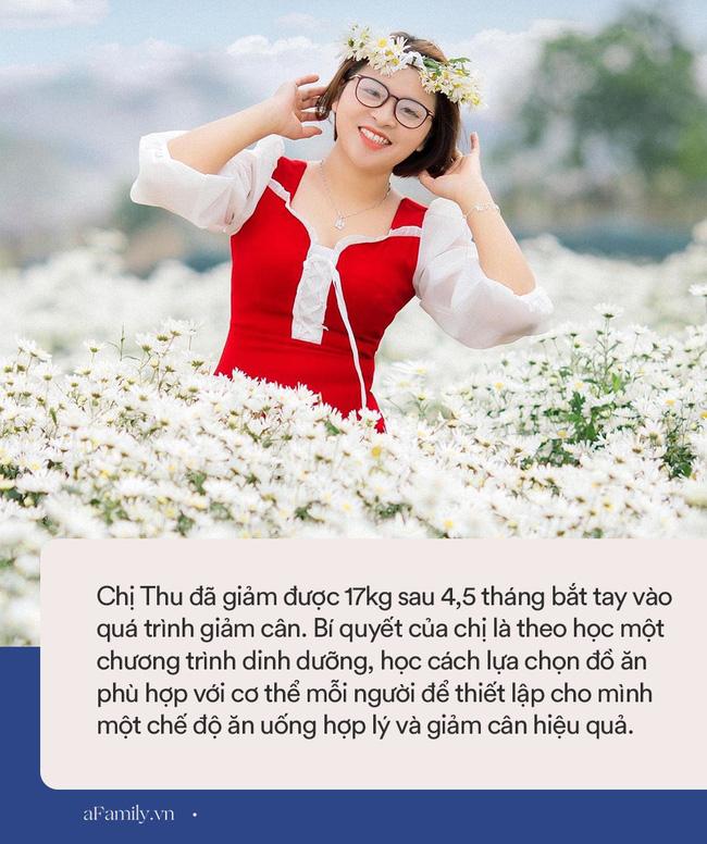 Đẻ xong ngại ra đường vì người to gấp đôi chồng, mẹ Nam Định giảm ngoạn mục 17kg, trẻ ra chục tuổi như vừa đi phẫu thuật thẩm mỹ-11