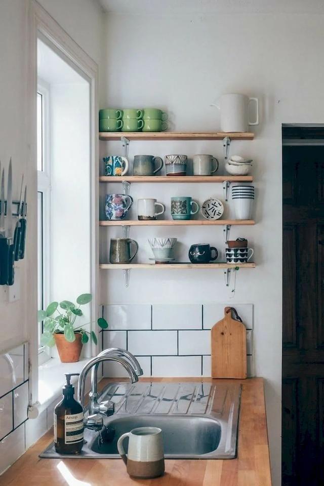 9 cách trang trí bếp đơn giản cho người đi thuê, vừa tiện dụng lại vừa đẹp mắt miễn chê-1