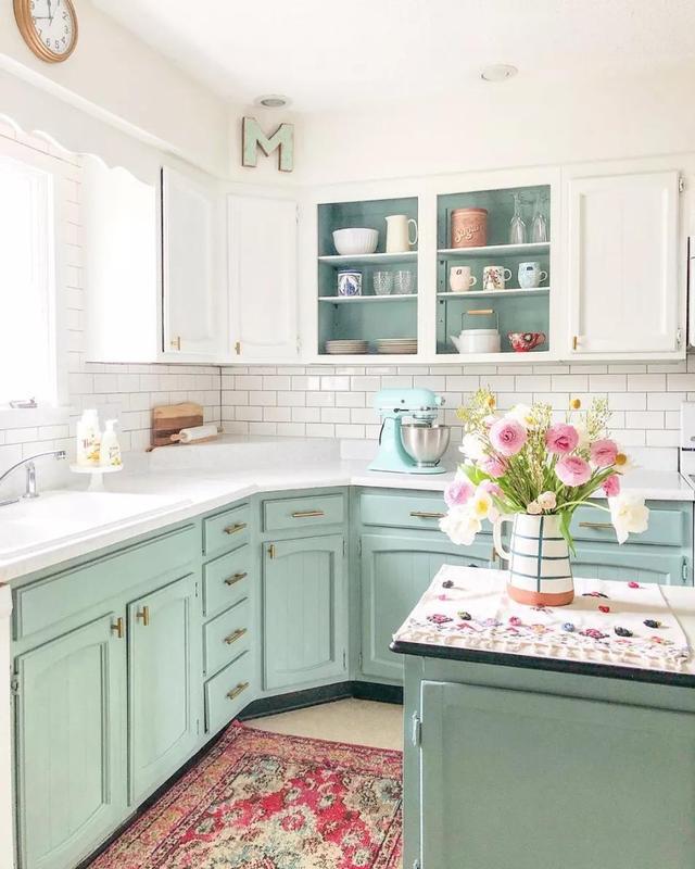 9 cách trang trí bếp đơn giản cho người đi thuê, vừa tiện dụng lại vừa đẹp mắt miễn chê-2