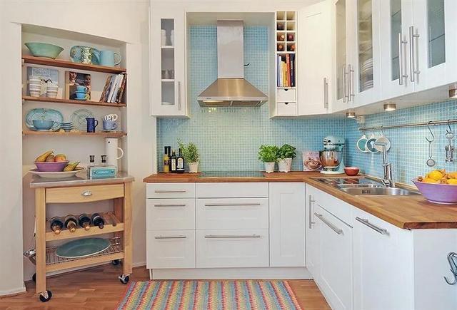 9 cách trang trí bếp đơn giản cho người đi thuê, vừa tiện dụng lại vừa đẹp mắt miễn chê-3