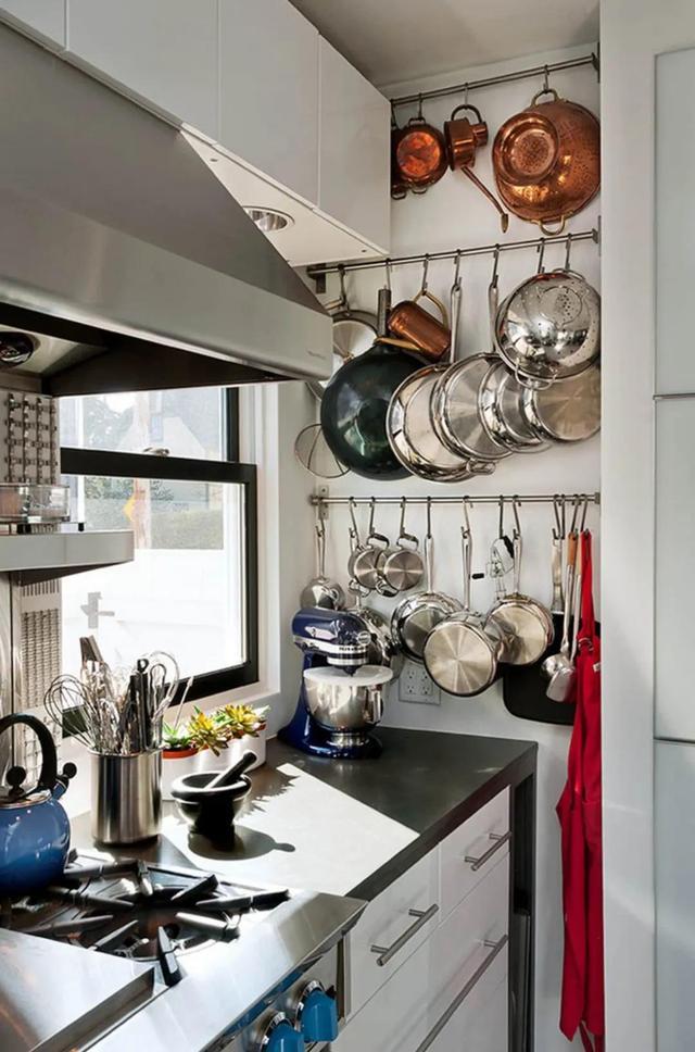 9 cách trang trí bếp đơn giản cho người đi thuê, vừa tiện dụng lại vừa đẹp mắt miễn chê-6