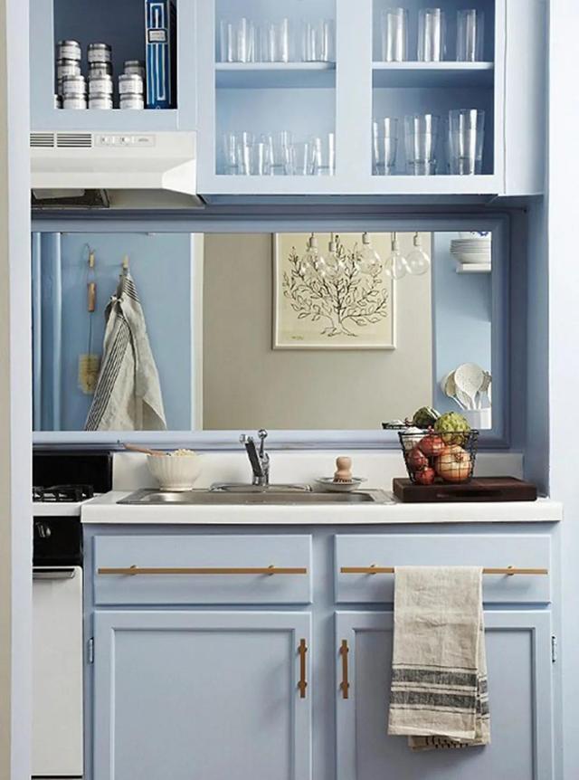 9 cách trang trí bếp đơn giản cho người đi thuê, vừa tiện dụng lại vừa đẹp mắt miễn chê-7