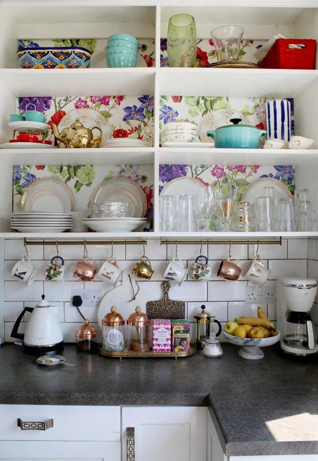 9 cách trang trí bếp đơn giản cho người đi thuê, vừa tiện dụng lại vừa đẹp mắt miễn chê-9