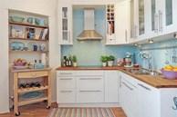 9 cách trang trí bếp đơn giản cho người đi thuê, vừa tiện dụng lại vừa đẹp mắt miễn chê