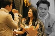 Nghẹn ngào trước màn cầu hôn của Hải Đăng dành chơ vợ sắp cưới: 'Lần đầu tiên anh làm điều này và có khi cũng là lần cuối'