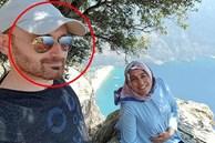 Vợ ôm bụng bầu chụp hình ở vách núi mà chẳng nhận ra nụ cười nham hiểm của gã chồng tàn độc trước khi bị xô ngã đến chết