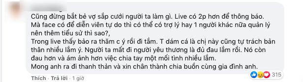Xuất hiện những bình luận thiếu suy nghĩ của anh hùng bàn phím sau hành động livestream của vợ sắp cưới nam diễn viên Hải Đăng-3