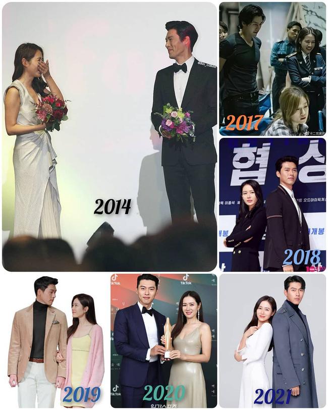 Netizen khẳng định chuyện hẹn hò Son Ye Jin là mối quan hệ tình cảm lâu nhất đến nay của Hyun Bin, thậm chí còn hạnh phúc hơn khi yêu Song Hye Kyo-2
