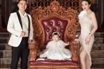 Cô dâu 200 cây vàng ở Nam Định tổ chức sinh nhật hoành tráng cho con gái nhưng nhan sắc đỉnh cao của bà ngoại mới đáng chú ý hơn cả-4