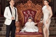 Cô dâu 200 cây vàng ở Nam Định khoe con gái xinh tròn 1 tuổi, chỉ nhìn dáng ngồi của bé cũng thấy ngay cả một đời vương giả