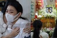 Tang lễ cố diễn viên Hải Đăng tại TP.HCM: Vợ sắp cưới gần như ngã quỵ, không rời thi hài nửa bước, bố mẹ lặng người bên quan tài con trai