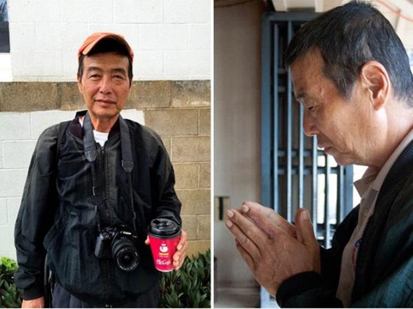 Đi chụp hình người vô gia cư, cô gái khóc nghẹn khi biết danh tính người đàn ông rách rưới trong bức ảnh mình vô tình chụp được-11