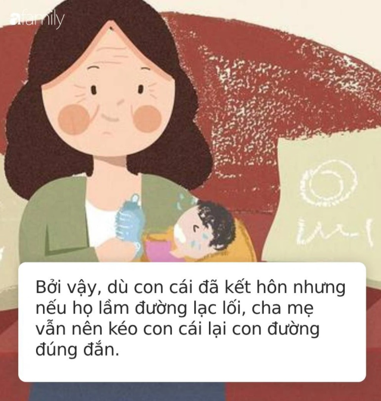 Chồng bận đàn đúm, vợ một mình chăm con ốm, mẹ chồng đến lật tung mâm nhậu của con trai và gạch đầu dòng cho phụ nữ: Khi chọn chồng hãy chú ý đến nhà chồng đầu tiên-3
