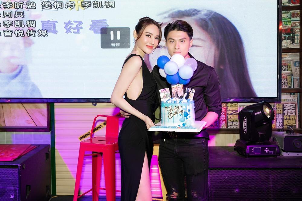 Lộ nghi vấn Linh Chi mang thai đôi với Lâm Vinh Hải sau 5 năm yêu-5