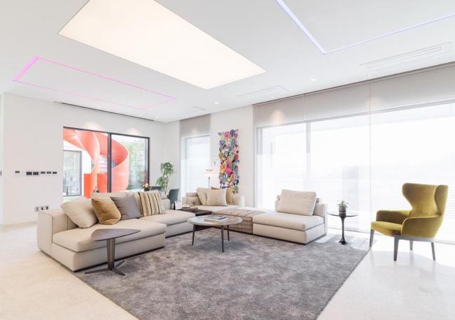 Penthouse mới giá gần 100 tỷ của Hyun Bin gây choáng ngợp vì độ sang chảnh-2