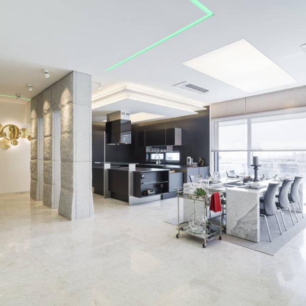 Penthouse mới giá gần 100 tỷ của Hyun Bin gây choáng ngợp vì độ sang chảnh-3