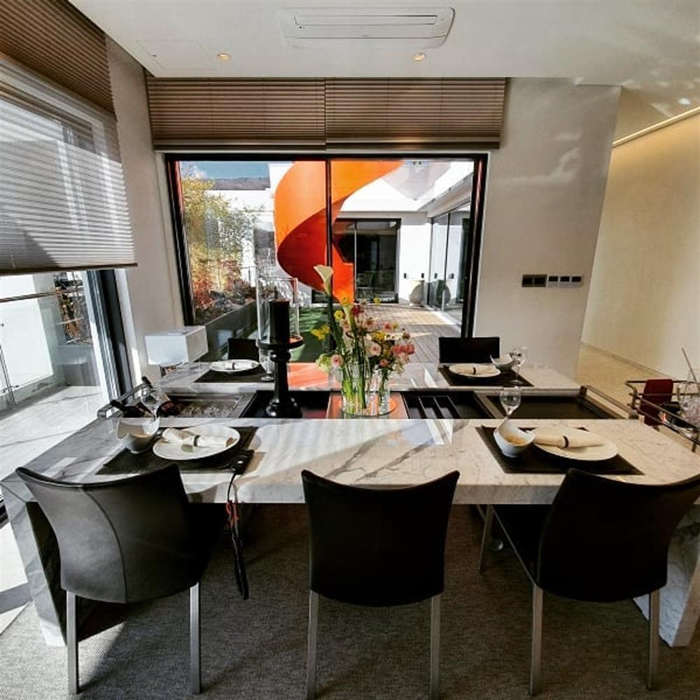 Penthouse mới giá gần 100 tỷ của Hyun Bin gây choáng ngợp vì độ sang chảnh-4