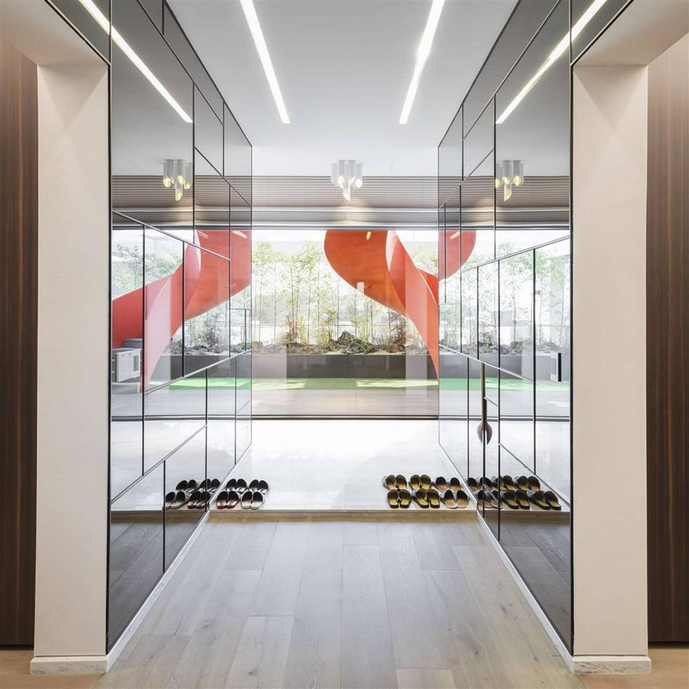 Penthouse mới giá gần 100 tỷ của Hyun Bin gây choáng ngợp vì độ sang chảnh-10