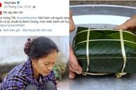 Tin vui đầu năm mới, video gói bánh chưng ngày Tết của Ẩm thực mẹ làm được Fanpage Youtube 100 triệu người theo dõi chia sẻ, giới thiệu đến toàn thế giới