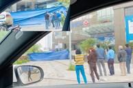 Hà Nội: Người đàn ông rơi từ tầng cao tòa nhà Golden Palace xuống đất tử vong